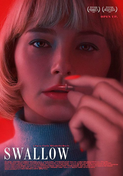 Swallow (2019) กลืนกิน